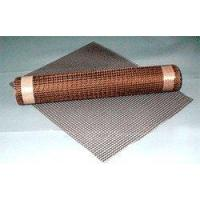 Buy cheap PTFE coated fiberglass mesh from Wholesalers