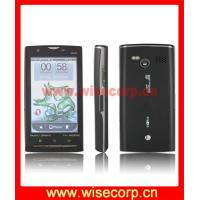 Buy cheap X10 wifi java tv quad band dual sim product