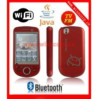 Buy cheap h808 wifi java quad band tv cell phone product