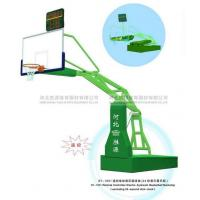 Buy cheap Remote Controlled Electro-hydraulic Basketball Backstop product