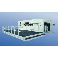 Buy cheap Semi-Automatic Diecutting and Creasing Machine with Stripping Station product