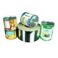 Buy cheap Paper canister used Alum-foil Paper product
