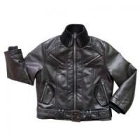 Artificial Leather Garment 09K0002