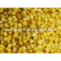 Buy cheap Freeze Dried Vegetables Freeze Dried Sweet Corn Kernel product