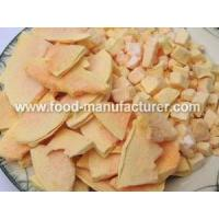 Buy cheap Freeze Dried Fruit Freeze Dried Papaya Slices product