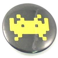 Buy cheap Retro Game Badge: YellowStyle Number: RG02-YEL product