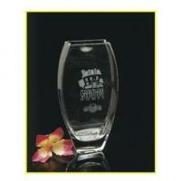 Buy cheap Glass Trophy Vase product