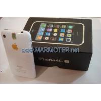 Buy cheap iPhone 4Gs copy 3.5' 32GB SHARP screen Compass WiFi dual camera dual sim card product