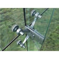Buy cheap Glass fin tie-in structure supported point fixing product
