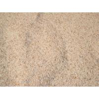 Buy cheap Semi-refined quartz sand from Wholesalers