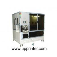 UP-P4-200C Fully Automatic Four color servo pad printer with shuttle
