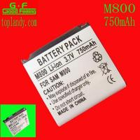 Buy cheap for samsung battery m800 from wholesalers