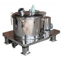 Buy cheap PSB / PSF flat-top discharge centrifuge product