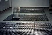 Buy cheap steel grating flooring grating from Wholesalers