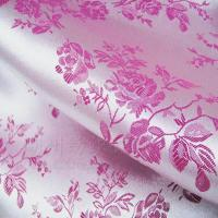 Single-tone Jacquard Satin