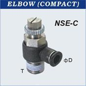 Plastic Speed Controllers Elbow (Compact)