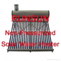 Buy cheap Color Steel Solar Water Heater(Cheapest solar water heater) product
