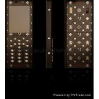 Buy cheap Luxury mobile phone- professional CLB-black&silver product