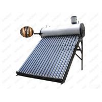 Buy cheap Compact pressurized solar water heater with copper coil product