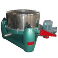Buy cheap SS three-column top discharge centrifuge product