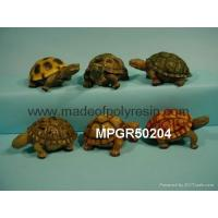 Buy cheap polyresin garden decoration turtle statue product