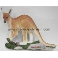 Buy cheap Polyresin/polystone Kangaroo statue crafts product