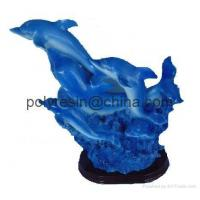Buy cheap polyresin dolphin, dolphin statue crafts product