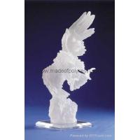 Buy cheap Frosted Sculpture polyresin frosted item resin frost product