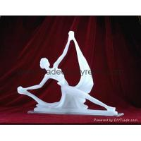 Buy cheap Frosted sculpture resin frosted crafts product
