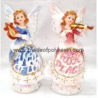 Buy cheap polyresin fairy box,resin fairy ring box,sitting fairy product
