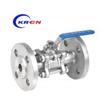 Buy cheap 3PC Flange Ball valve from Wholesalers