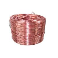Buy cheap 8MM anaerobic Copper rod from Wholesalers