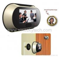 Buy cheap Peephole Viewer Camera DVR from Wholesalers