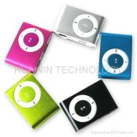 Buy cheap MP3 players clip - MP3 Player Clip 1GB - Free Silicone Skin product