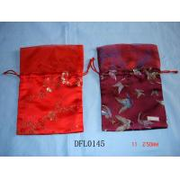 Buy cheap brocade with organza bag DFL0145 product