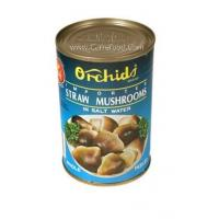 Buy cheap Canned Straw Mushroom product