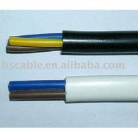 copper PVC flexible electric wire