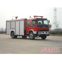 Buy cheap WHG5160GXFAP60Fire engine/fire truck from Wholesalers