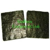 Buy cheap Seaweed Product Name:Dried seaweed 100 product