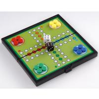 Buy cheap Chess & Games 1726-Magnetic Folding Ludo Game product