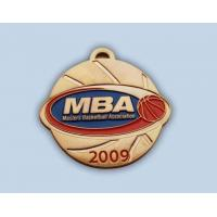 Buy cheap EG-M10 basketball medals basketball medals product