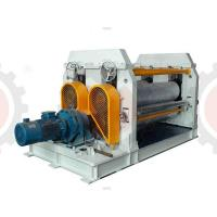 glass embossing machine