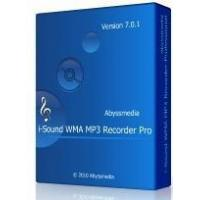 Buy cheap Abyssmedia i-Sound WMA MP3 Recorder Professional 7.0.1 product