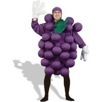 Buy cheap Purple Grapes Adult Costume product