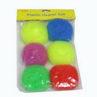 Buy cheap Plastic cleaning ball product