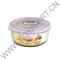 Buy cheap GLASS LOCK CONTAINER WITH AIRTIGHT LID GLP-0003 product