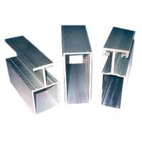 Buy cheap Curtain wall series NameAluminium profiles for Curtain_Wall product