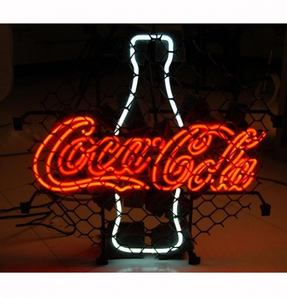 Quality Neon sign Coca-cola Neon light for sale