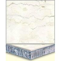 Buy cheap Marble with aluminium silvierbeige from Wholesalers