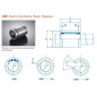 Buy cheap LME、LME-AJ、LME-OP Linear Ball Bushing product